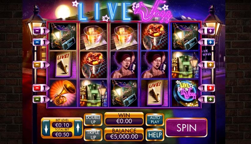 Du Jazz aux jeux de casino